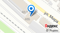 Компания АТД на карте