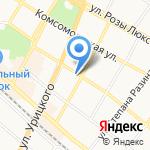 Армавирский краеведческий музей на карте Армавира