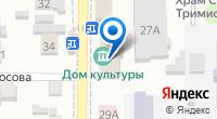 Компания Рачная №1 на карте
