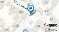 Компания Городские ритуальные услуги, МП на карте