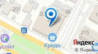 Компания Цифровое спутниковое телевидение на карте