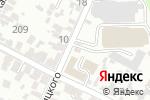Схема проезда до компании СТРОЙЛИГА в Армавире