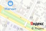 Схема проезда до компании КИРПИЧНЫЙ ДОМ в Армавире
