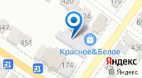 Компания Будмар на карте