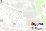 Схема проезда до компании Кремелье в Армавире