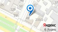 Компания Управление капитального строительства единого заказчика, МКУ на карте