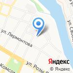 Кремелье на карте Армавира