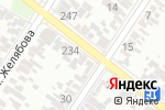 Схема проезда до компании Фабрика мебели в Армавире