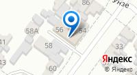 Компания Астарта на карте