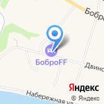БоброFF на карте Архангельска