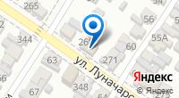 Компания Риман на карте