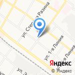 Мастерская по ремонту автоэлектрики на карте Армавира