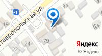 Компания Бригадир строй на карте