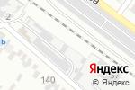 Схема проезда до компании Ирбис в Армавире