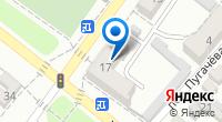 Компания Аптека №141 на карте