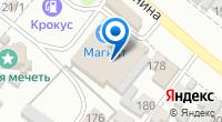 Компания АТК-Юг на карте
