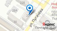 Компания Информ-Аудит на карте