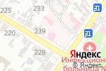 Схема проезда до компании Инфекционная больница №4 в Армавире