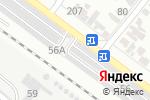 Схема проезда до компании Гаражно-строительный кооператив №20 в Армавире