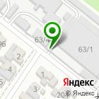 Местоположение компании Мебельный цех