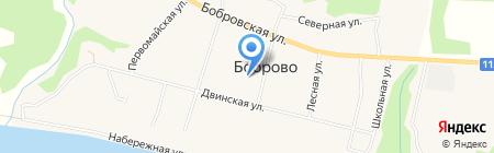 Все для вас на карте Боброво