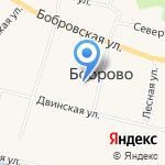 Провинция на карте Архангельска