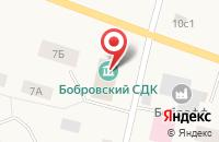 Схема проезда до компании Межпоселенческая центральная библиотека Приморского района в Боброво