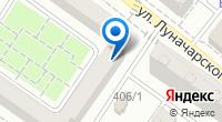 Компания Lux на карте