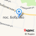 Участковый пункт полиции №7 на карте Архангельска