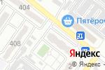 Схема проезда до компании Учебный центр Кубани в Армавире