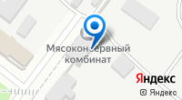 Компания Перерабатывающее предприятие на карте