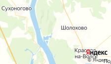 Отели города Кузьмино на карте