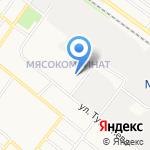 Армавирский техникум технологии и сервиса на карте Армавира