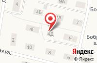 Схема проезда до компании Пожарная часть №76 в Боброво
