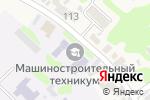 Схема проезда до компании Армавирский машиностроительный техникум в Старой Станице