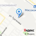 Армавирский завод газовой аппаратуры на карте Армавира