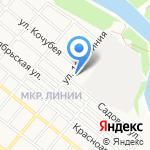Аптечный пункт на карте Армавира