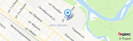 КоммунСтройСервис на карте Армавира
