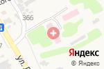Схема проезда до компании Центральная районная больница Новокубанского района в Советской