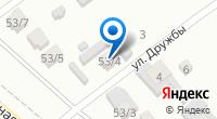 Компания МонтажПлюс на карте