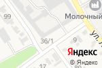 Схема проезда до компании СМУ №1 в Советской