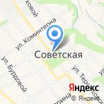 Адвокатский кабинет Заднепровской Е.В. на карте Армавира
