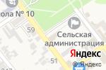 Схема проезда до компании Участковый пункт полиции в Советской