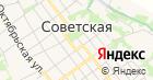 Администрация Советского сельского поселения на карте