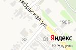 Схема проезда до компании Банный лист в Советской