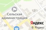 Схема проезда до компании Апрель в Советской