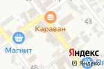 Схема проезда до компании Золушка в Советской