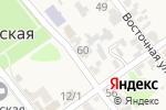 Схема проезда до компании Детская библиотека в Советской