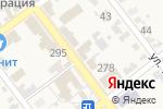 Схема проезда до компании Nadi в Советской