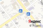 Схема проезда до компании Бирюсинка в Советской